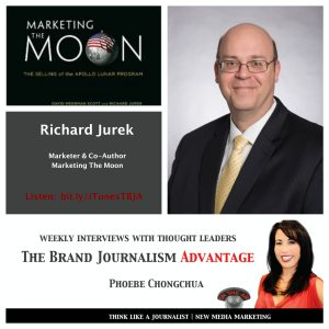 Richard Jurek on The Brand Journalism Advantage