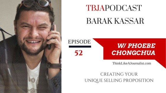 Creating Your Unique Selling Position, Barak Kassar 052