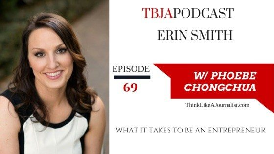 What It Takes To Be An Entrepreneur, Erin Smith, TBJApodcast 69