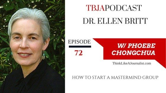 How To Start A Mastermind GroupnDr. Ellen Britt, TBJApodcast 72