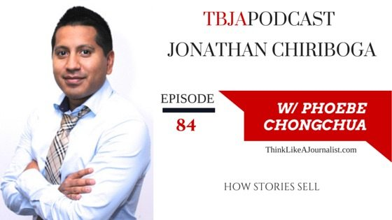 How Stories Sell, Jonathan Chiriboga, TBJApodcast 84