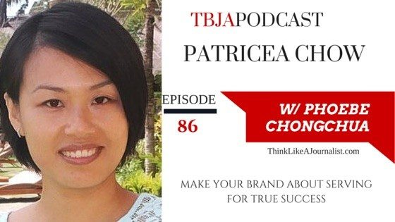 Serve Others For Success, Patricea Chow