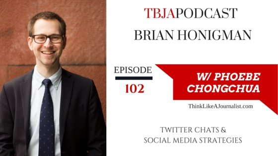 Twitter Chats & Social Media Strategies With Brian Honigman