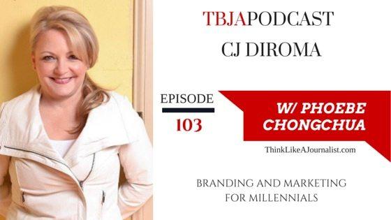 Branding & Marketing For Millennials with CJ DiRoma