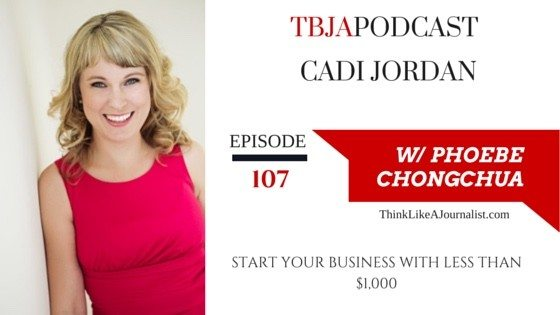 Start Your Business With Less Than $1,000 , Cadi Jordan