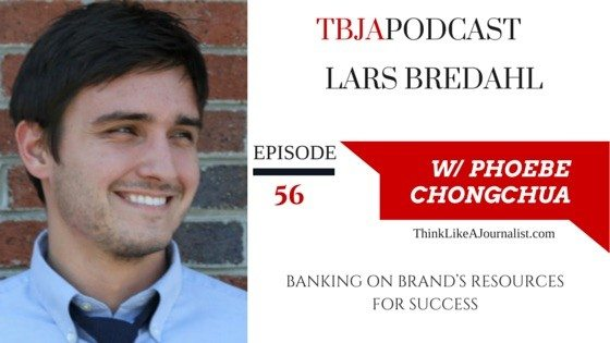 Banking On Brand's Resources For Success, Lars Bredahl, TBJApodcast 56