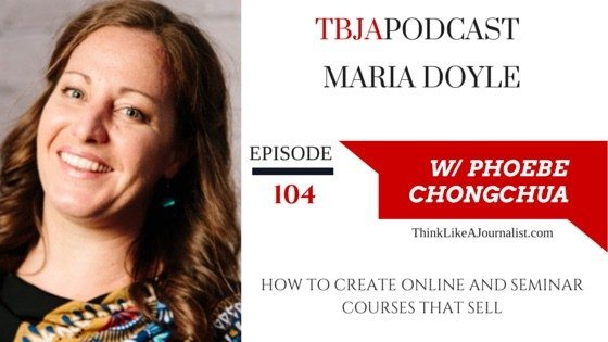 How To Create Online And Seminar Courses That Sell With Maria Doyle 104