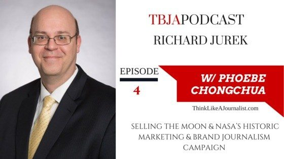 Selling The Moon, Richard Jurek, TBJA 4