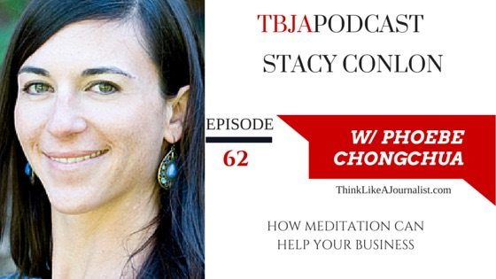 How Meditation Can Help Your Business Stacy Conlon, TBJApodcast 62