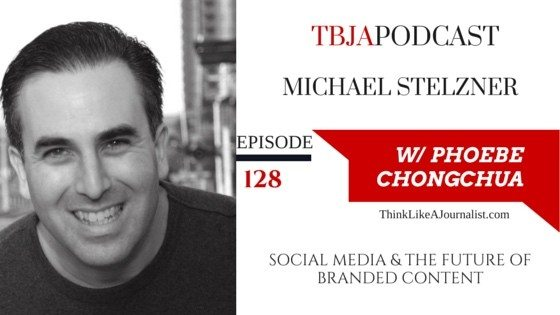 Social Media & The Future of Branded Content, Michael Stelzner TBJApodcast 128
