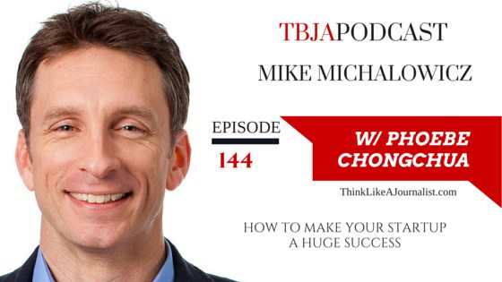 How To Make Your Startup A Huge Success, Mike Michalowicz, TBJAPodcast 144