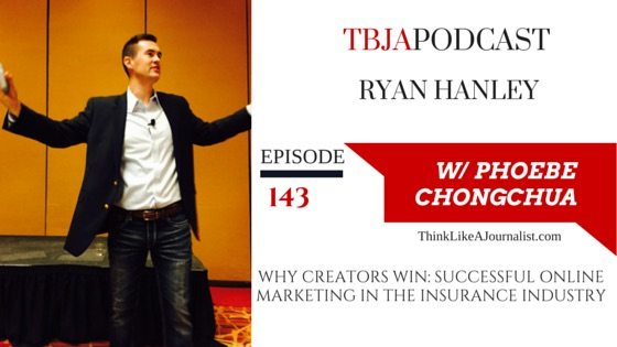 Why Creators Win, Ryan Hanley, TBJApodcast 143