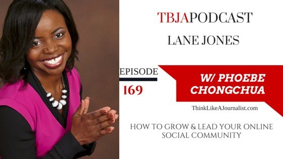 How To Grow Your Online Social Community, Lane Jones, TBJApodcast 169