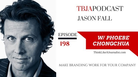 Make Branding Work For Your Company, Dean Logan, TBJApodcast 198