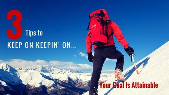 Keep On Keepin' On ThinkLikeAJournalist.com