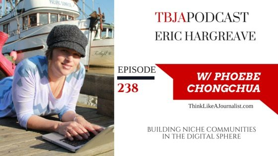 Building Niche Communities In The Digital Sphere, Erica Hargreave, TBJApodcast 238