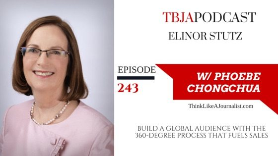 360-Degree Process That Fuels Sales, Elinor Stutz, TBJApodcast 243