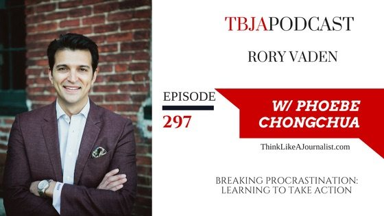TBJA 297 Breaking Procrastination: Learning To Take Action, Rory