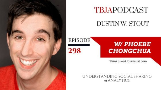 Understanding Social Sharing & Analytics TBJA 298, Dustin W. Stout