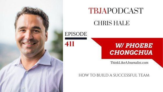 Chris Hale CEO of Kountable, Inc.