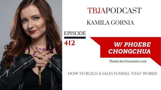 Kamila Gornia on TBJAPodcast 412