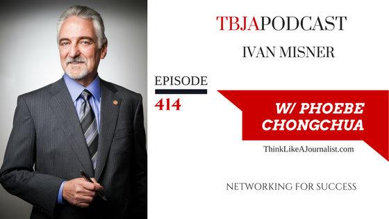 Ivan Misner, TBJApodcast 414